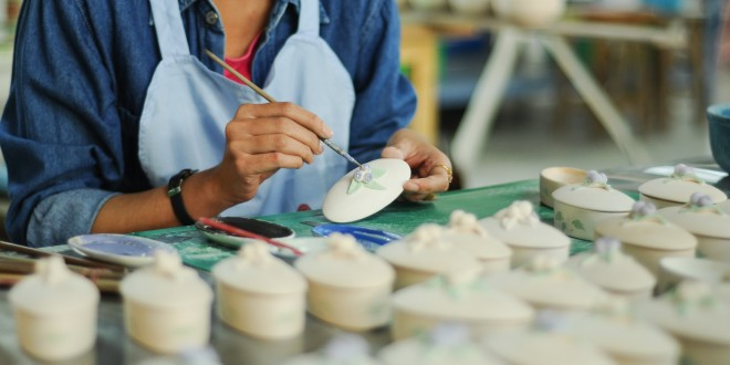 Sang Arun, Fair Trade Ceramics from Northern Thailand