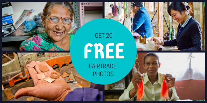 Get 20 free HD photos of Fair Trade artisans