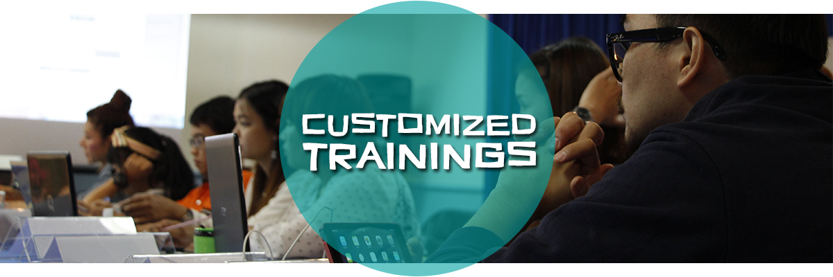 customized-digital marketing trainings for your company