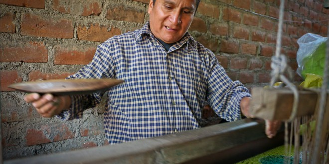 Meet the artisans from C.I.A.P. [Peru]