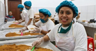 fair trade photos of PMA coconut sugar indonesia by fair trade connection
