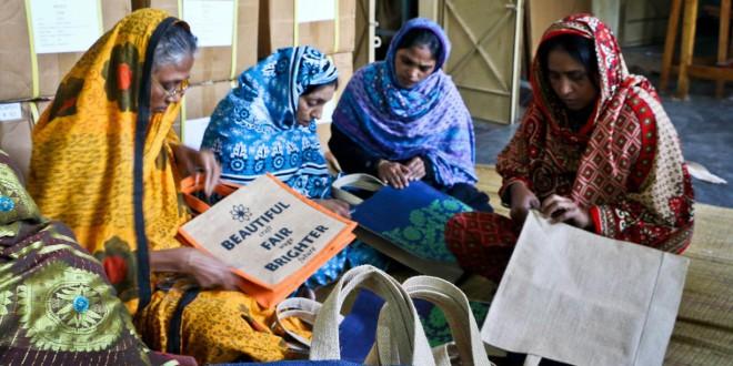 fair trade photos about action bag handicrafts prokritee bangladesh by fair trade connection