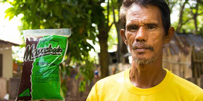 fair trade photos about the sugar cane farmers of Alter trade corporation DAFWARBA philippines by fair trade connection