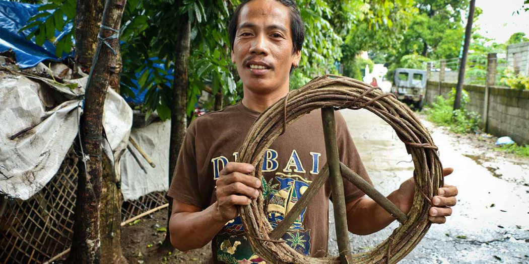 fair trade photos about CCAP's artisans philippines