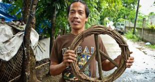 fair trade photos about CCAP's artisans philippines