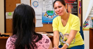Lalaine interview PREDA foundation fair trade connection philippines father shay